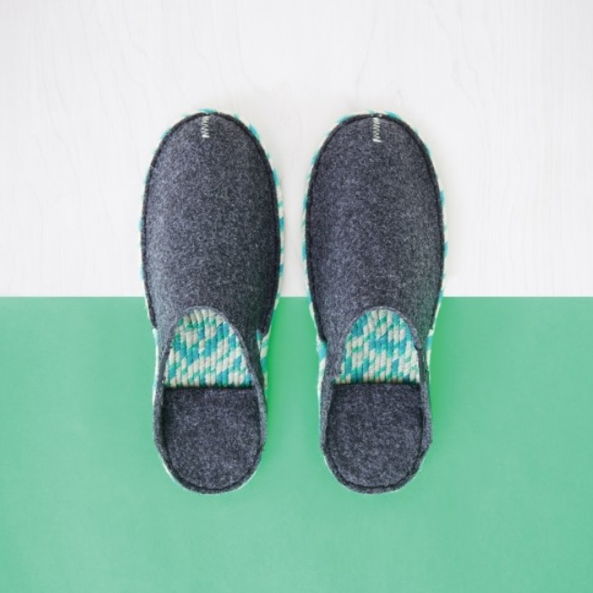 felt house slippers