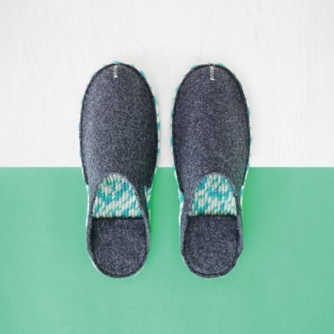 felt house slippers