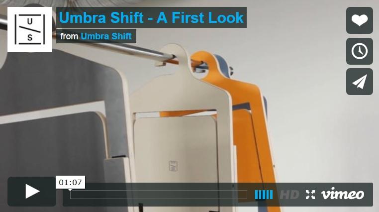 umbra shift video