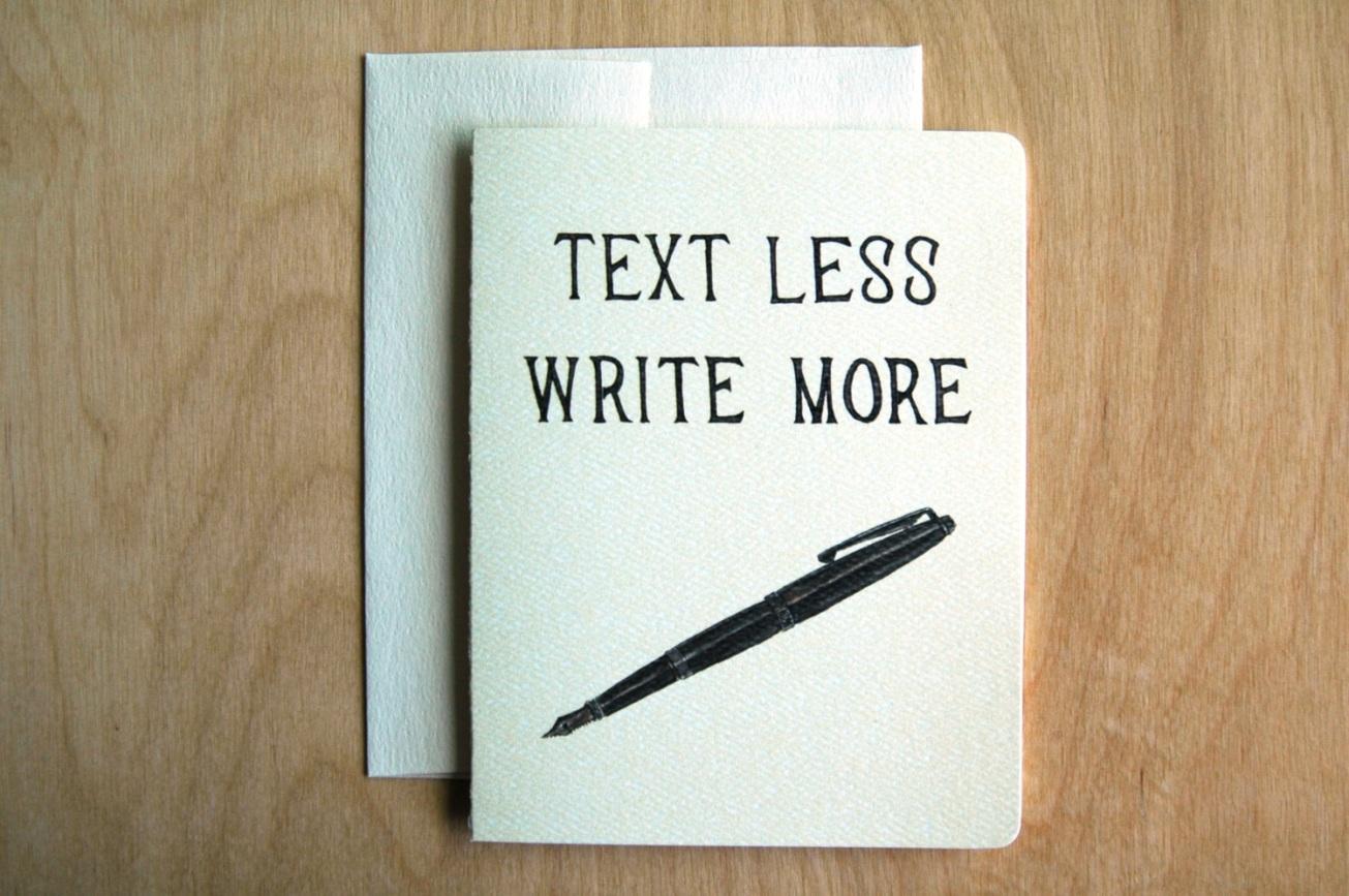 text less