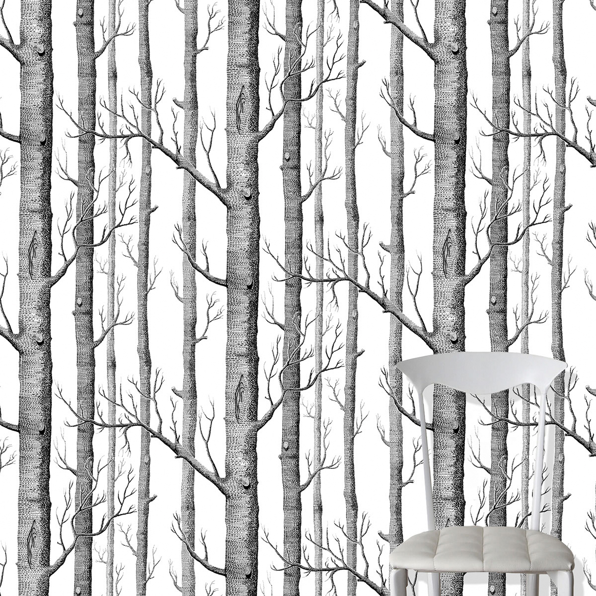 New Contemporary Two WOODS by Cole & Son