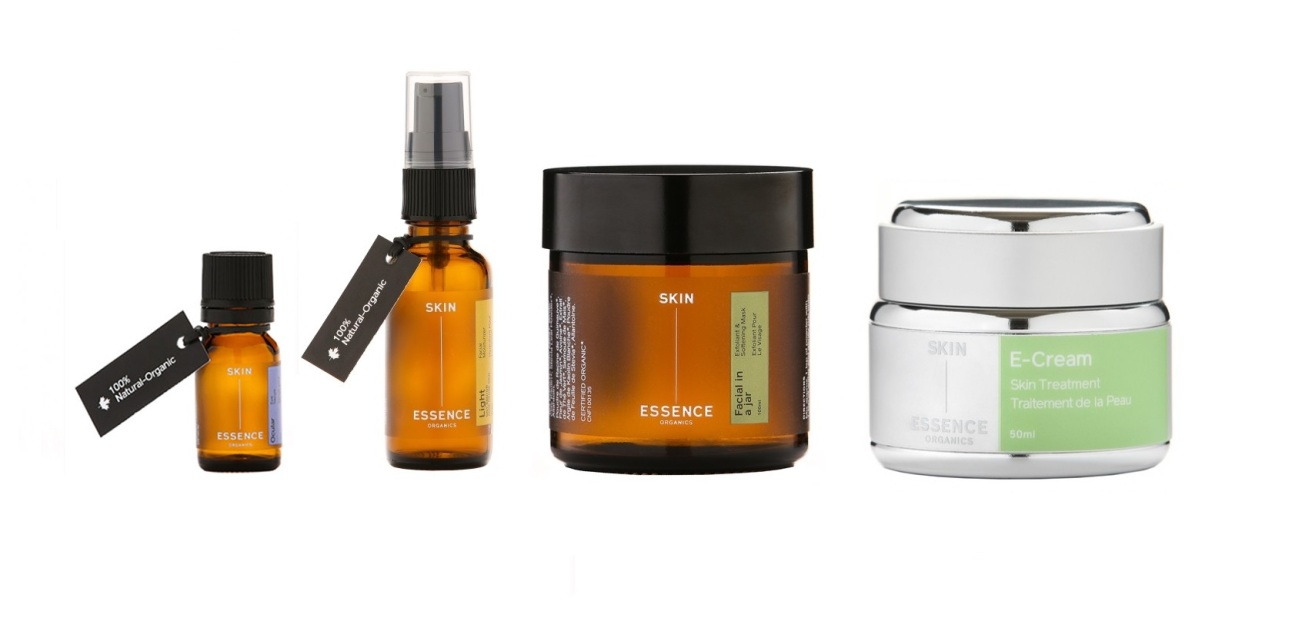 Skin Essence Organics - 100% Natural & Organic Skin Care that REALLY works!