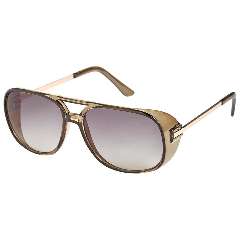 Alexa Aviator Sunglasses, Top Shop $34.55