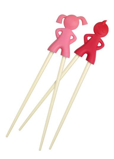 TRAINING STICKS - Fred & Friends Chopstick Kids Cheeky Monkey