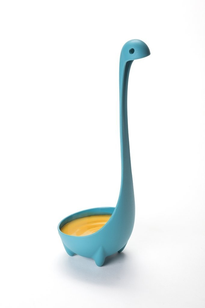STAND UP & COOK - Nessie Ladle by OTOTO, Amazon.ca