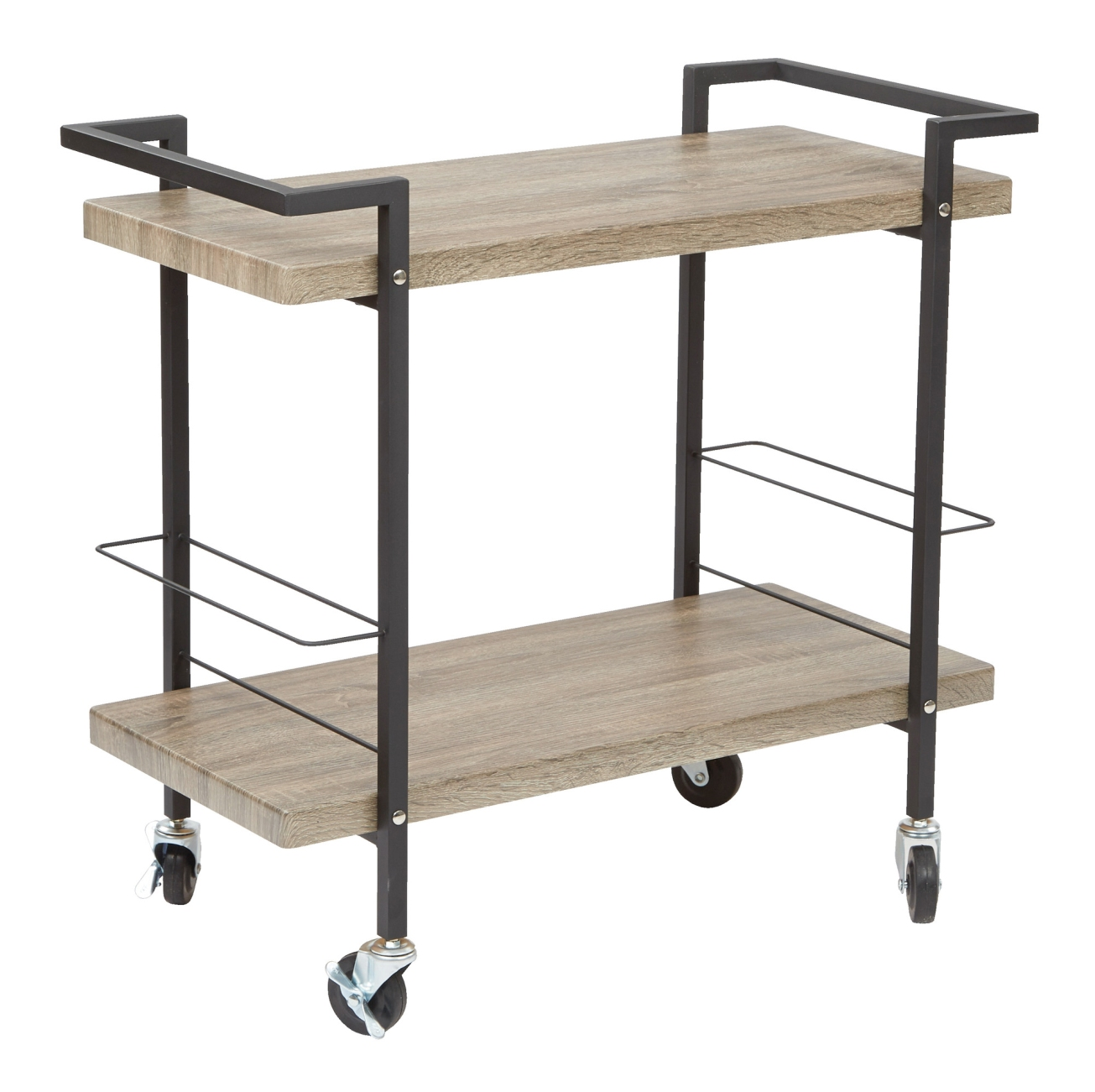 OSP Designs Maxwell Serving Cart, Wayfair