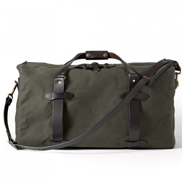"Filson Medium 25"" Duffle Bag, Amazon $345"