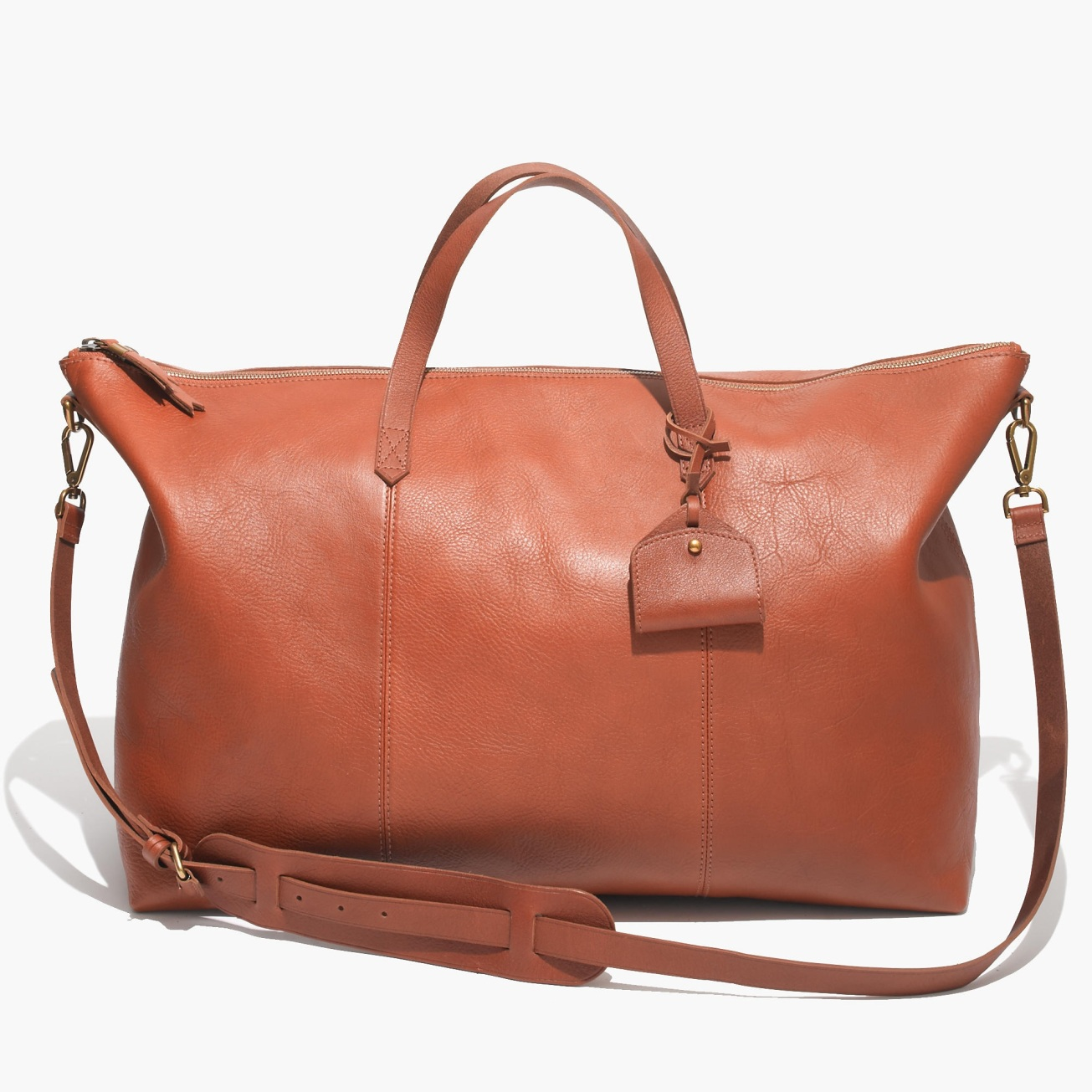 The Transport Weekender, Madewell $298