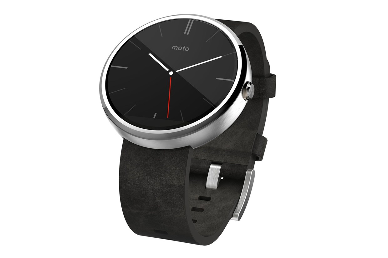 Moto 360, the Android friendly smart watch – starting from $179.99