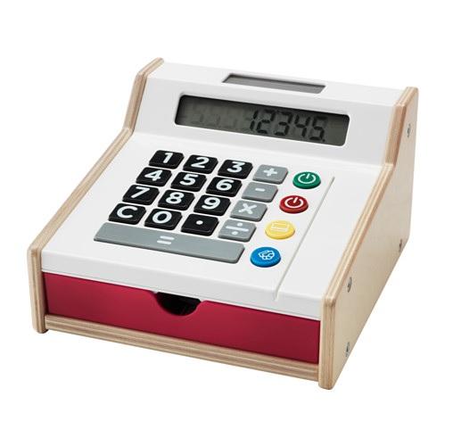 DUKTIG Cash Register, IKEA $19.99
