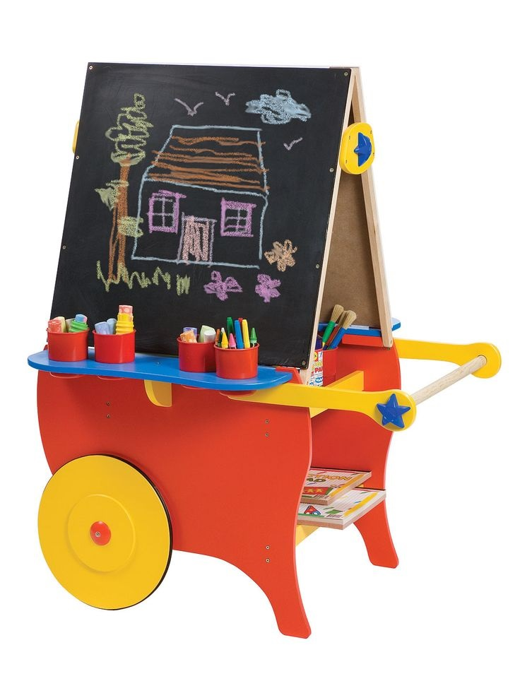 ALEX Toys Super Rolling Art Center, Wayfair $157.81