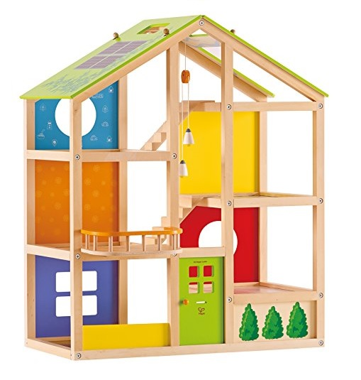 All Season House by Hape, Amazon.ca $145