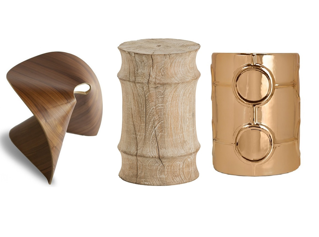 Pull Up A Seat; 7 Modern Garden Stools | A Life In Flats .