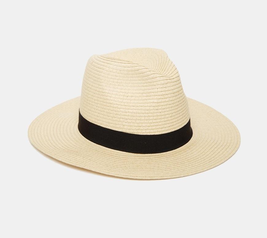 ASOS Straw Fedora Hat $32.51