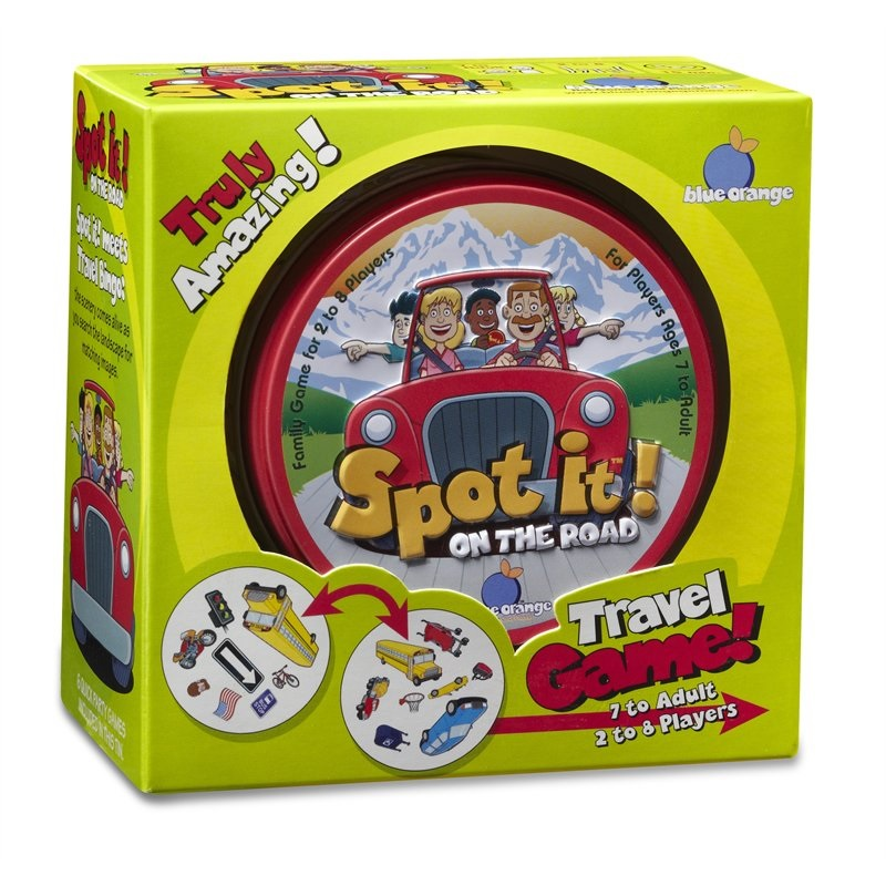 Spot It On The Road by Blue Orange Games, Chapters/indigo $16.95
