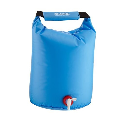 Aqua-Sak Collapsible Water Container, Canadian Tire $11.99