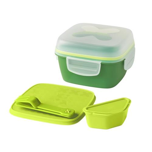 BLANDNING Salad lunch box