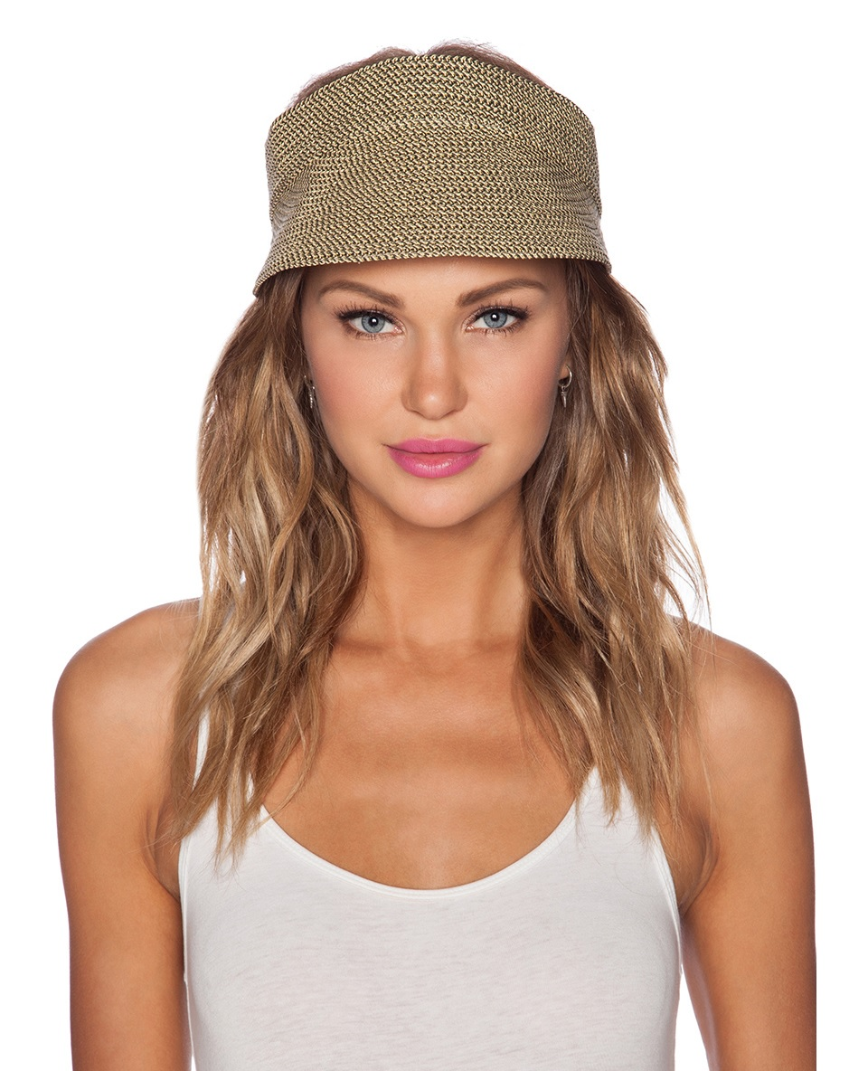 Visor OndadeMar, Revolve Clothing $135.68