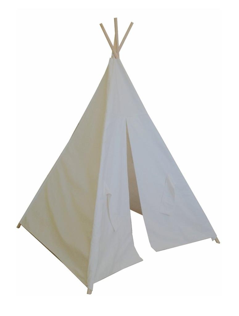 Iloveteepee White Kids Teepee tent, Amazon.ca $139.99
