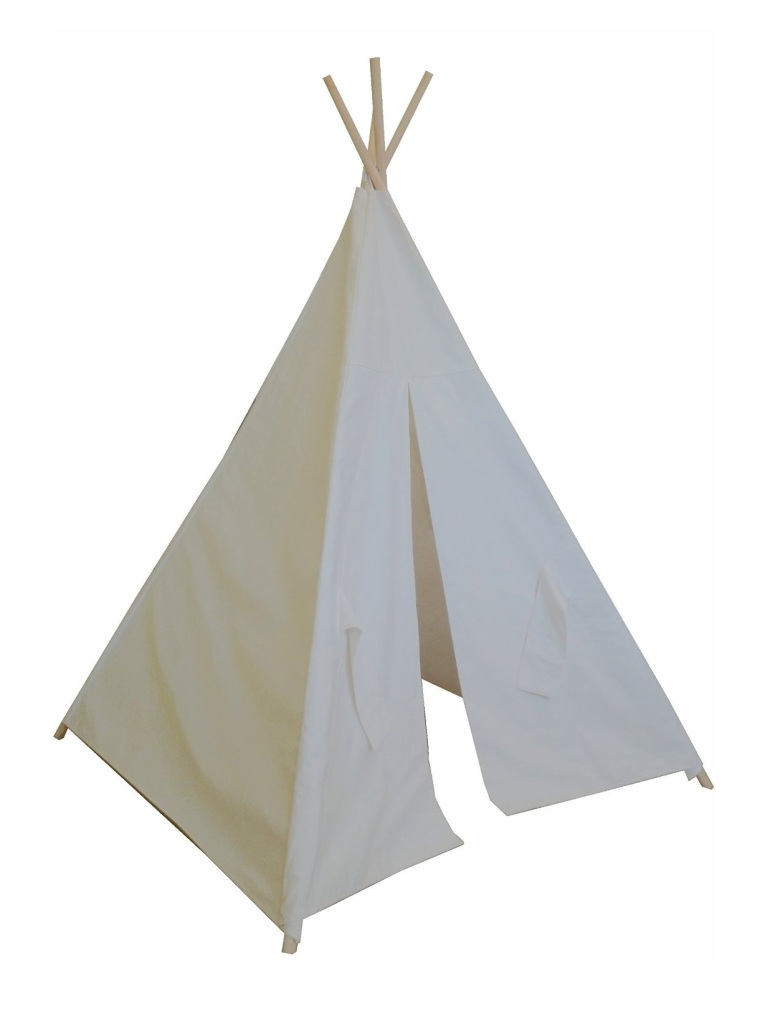 Iloveteepee White Kids Teepee tent, Amazon.ca $139.99