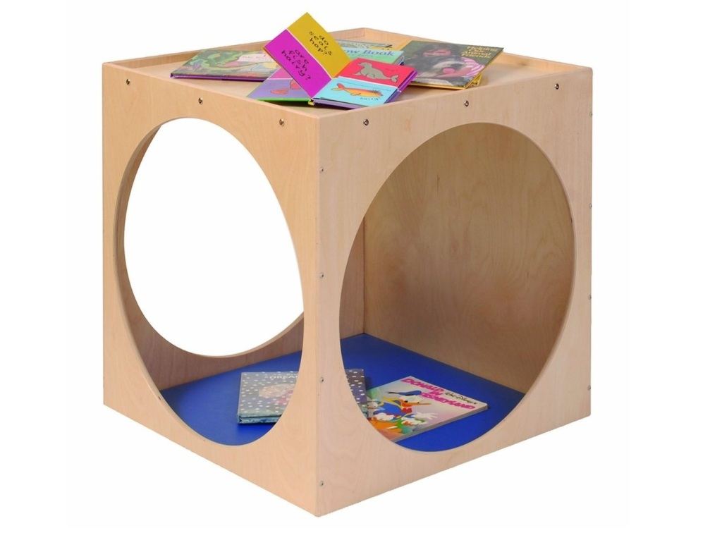 Kids Play Cube with Mirror by Steffy Wood Products, All Modern $229.99