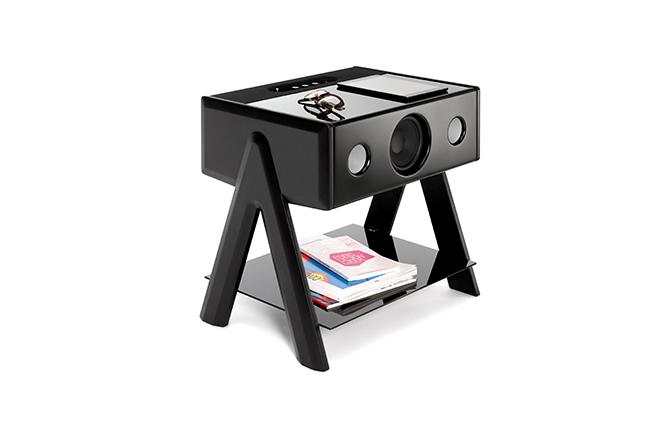 La Boite concept - Cube - Thruster 2.1 - collaboration Samuel Accoceberry - Noir Mat - Vue 3 4 - full accessoires